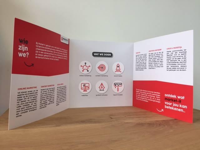 De nieuwe Market-it brochure